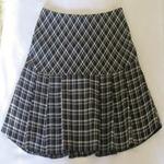 Как смоделировать юбку с кокеткой на основе прямой юбки