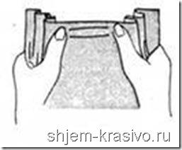 растяжение ткани