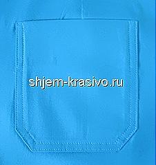 притачиваем накладной карман