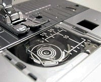 как выбрать швейную машину? Горизонтальный челнок