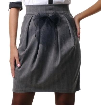 Костюмный материал для юбки