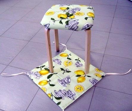 Сшить накидки на стулья своими руками