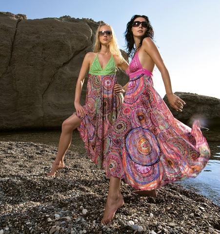 Летние платья для пляжа 8