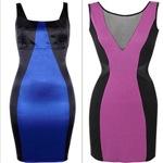 Умное платье или оптические иллюзии в одежде