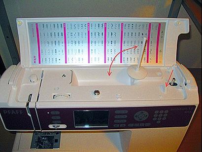 Швейная машина Pfaff Ambition 1.0. Какая она?