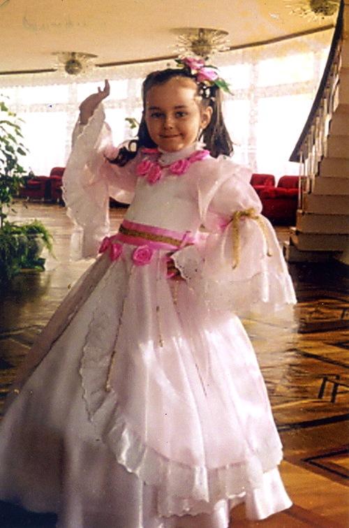Костюм Принцессы. Начало конкурса.