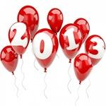 Новый год наступил. Вспомник - какой был 2012год