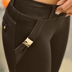 Как сшить брюки-лосины