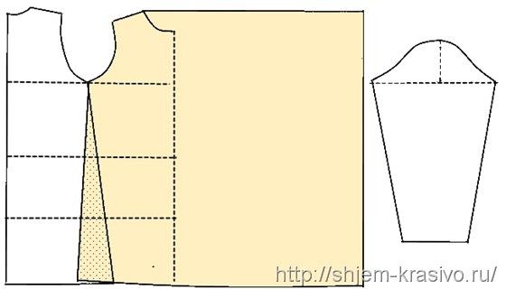Кардиган-трансформер, как шить и носить