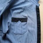 Ремонт мужской рубашки