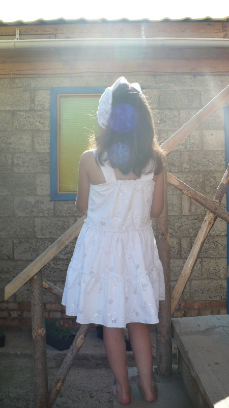 Как сшить Летний сарафан для девочки