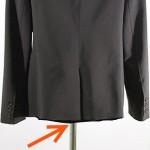 Как исправить провисающий подклад на пиджаке