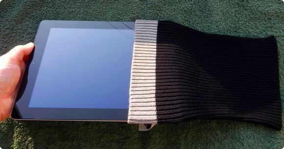 Как сшить чехол для планшета