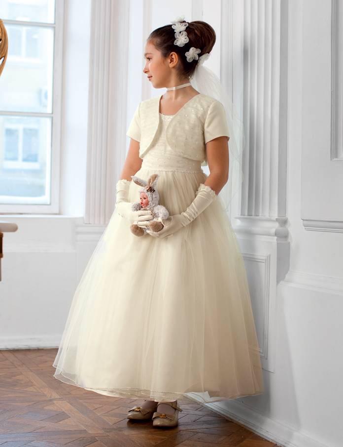 Капроновое платье для девочки