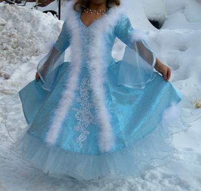 Смотреть как сшить платье для девочки