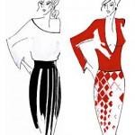Иллюзии в одежде