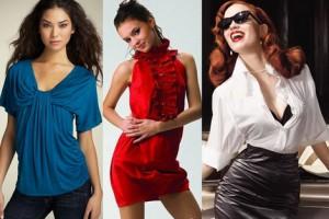 Об иллюзиях в одежде или как изменить фигуру без диет