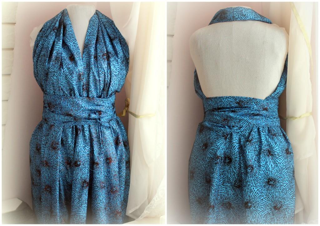 Шьем платья сарафаны без выкроек