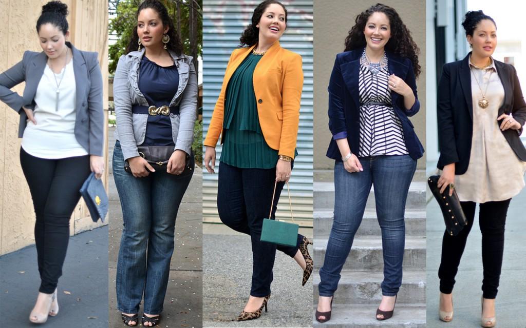 Об иллюзиях в одежде или как исправить фигуру без диет