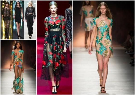 Что модно весной -летом 2015 г. Обзор тенденций