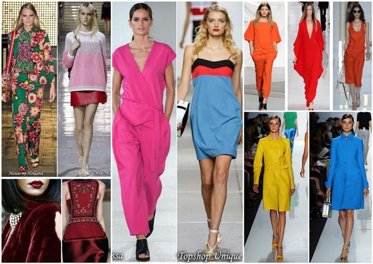 Модные Платья Весна 2015