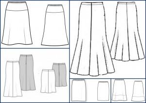 юбка трикотажная6