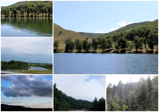 Красоты Башкирии и Уральских гор