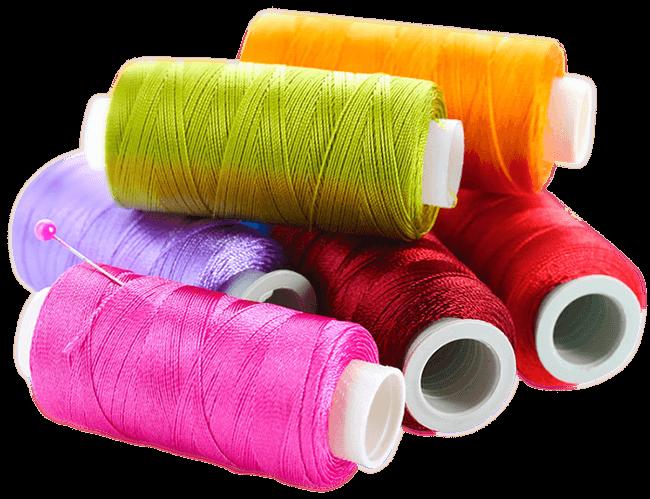 Что такое нитки для шитья