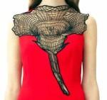 Как применить кружево в одежде и не выглядеть вульгарно
