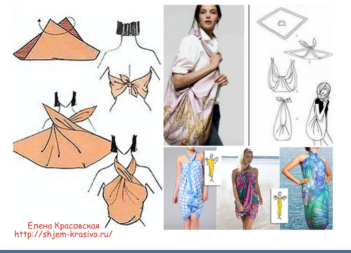 Трансформация в одежде. Одежда-трансформер - что это?