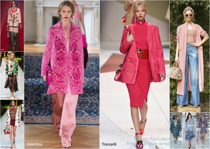Тенденции моды весна-лето 2017. Шейте сами!(Фото)