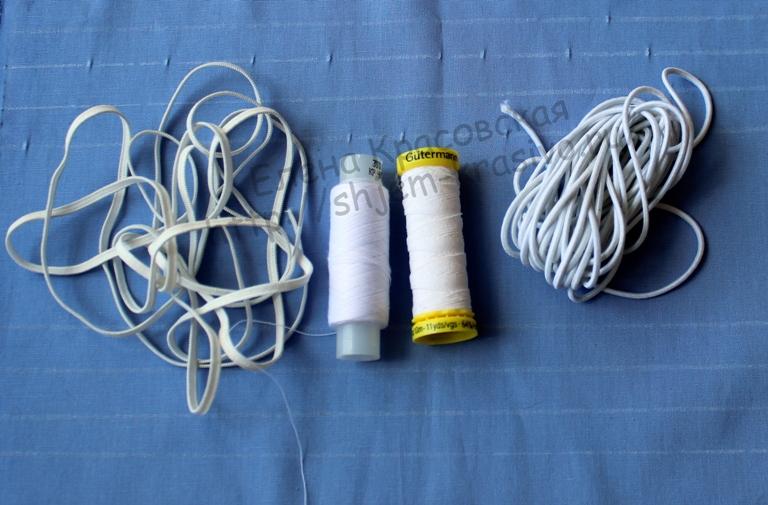 Шьём вещь со сборкой на нитку-резинку и... Несколько способов