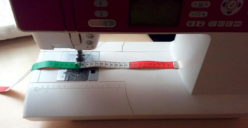Размеры платформы швейной машины