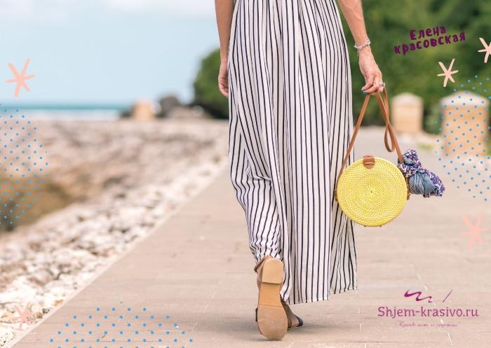 Почему шить и носить юбки летом - самое время